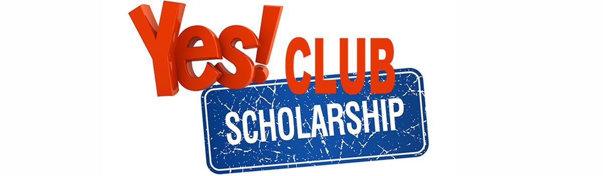 yes club scholarship